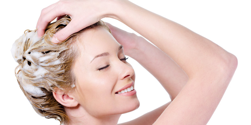 Wash Your Hair the Right Way