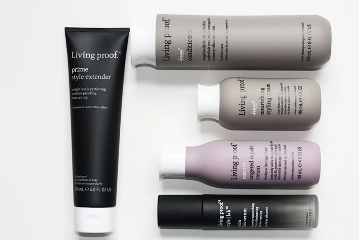 Living Proof products at Hair by Linda Marbella